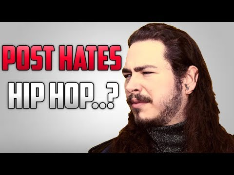 Did Post Malone Disrespect Hip Hop?