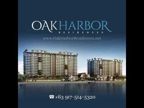 Oak Harbor Residences Condo For Sale in Marina Bay With Manila Bay View Near Solaire, City of Dreams
