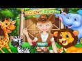 Child Learning to Care for Animals , Zoo Rescue - Learning Pets Doctor - Kids Android Gameplay