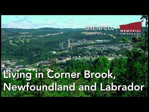 Living in Corner Brook, Newfoundland & Labrador