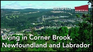 Living in Corner Brook, Newfoundland & Labrador