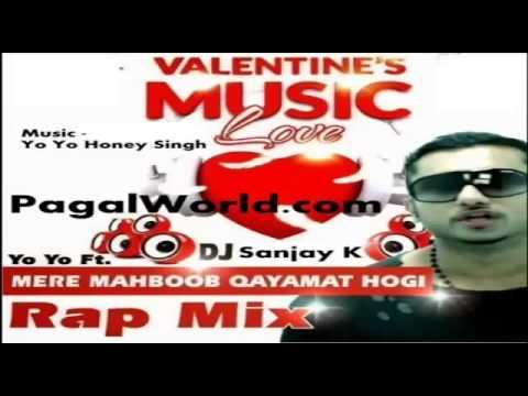 Mere Mehboob Qayamat Hogi   Yo Yo Honey Singh   2014 HD