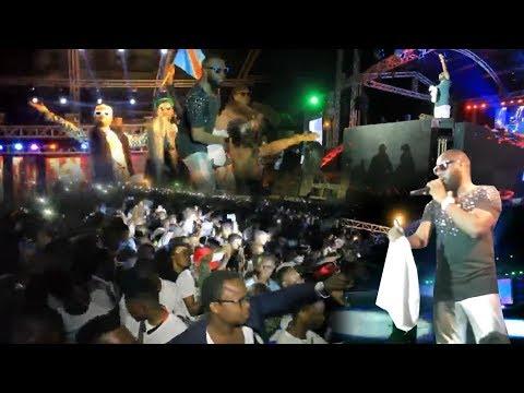 Intégralité Concert de MAÎTRE GIMS Au Shark-Club Kinshasa Plein à Craqué MUNDELE ALELI No Comment !!