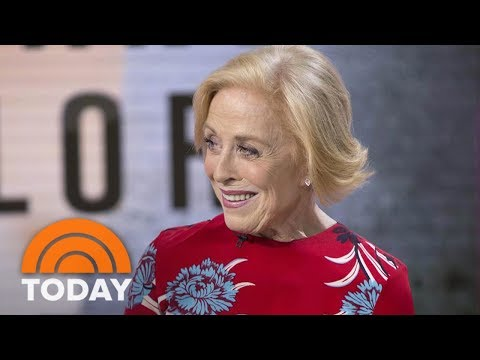 Holland Taylor Talks 'Scary' Stephen King TV Series 'Mr. Mercedes' | TODAY