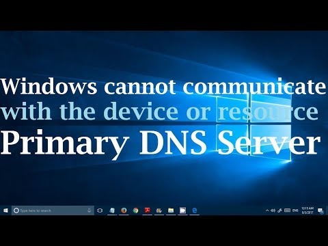 Error: Cannot Communicate With Server: