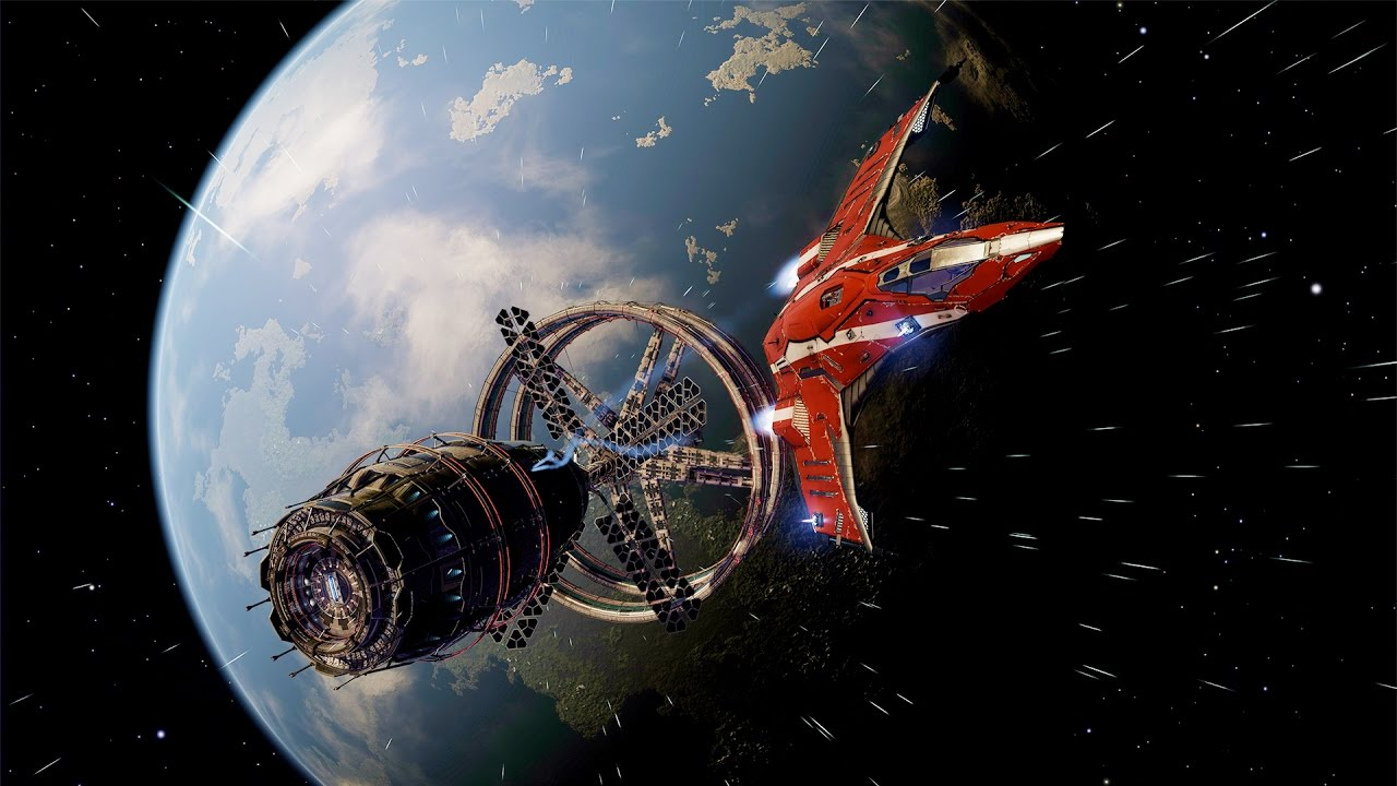 TOP 10 Really COOL SPACE GAMES of 2017   Beyond   YouTube