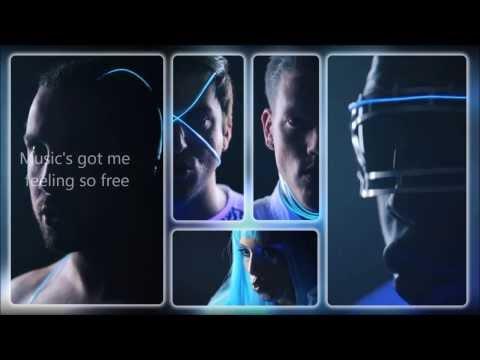 Pentatonix - Daft Punk (HD LYRICS VIDEO)