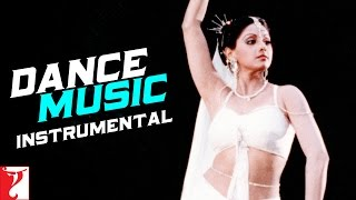 Dance Music (Instrumental) - Chandni - Sridevi