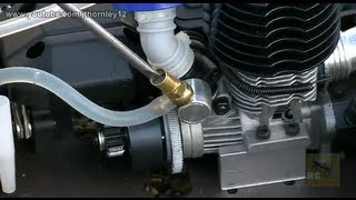 Tuning the High Speed & Low Speed Needle of your Nitro Engine