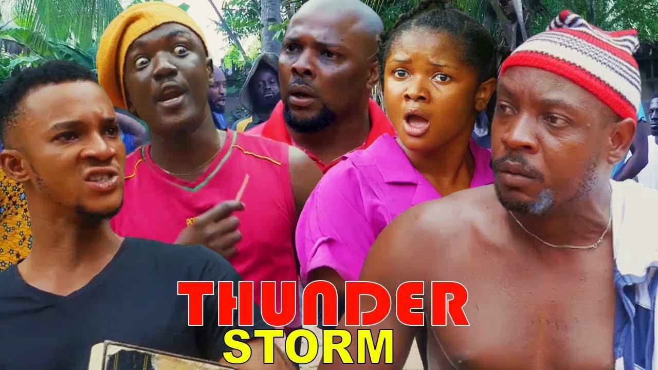 Download THE THUNDER STORM Season 1 - 2021 Latest Nigerian Nollywood movie