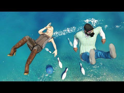 GTA 5 Water ragdolls/fails compilation vol.6 [Euphoria physics | Funny Moments]