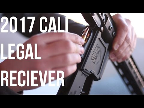 Industry Range Day: Dark Storm Industries Cali Legal AR |  SHOT 2017