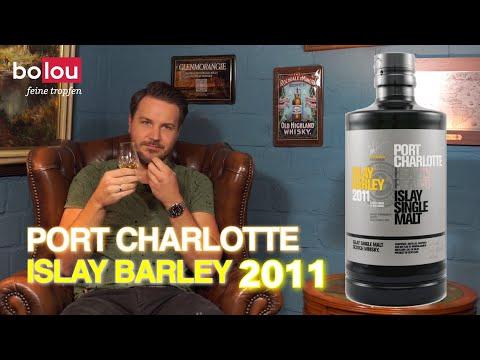 Port Charlotte Heavily Peated 2011 Islay Barley - Whisky Tasting (Talking Malts)