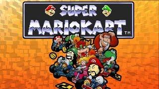 Instant Retro - Super Mario Kart (SNES) - Roomate Hate