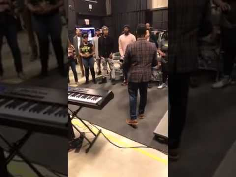 Cory henry total praise Columbia college chicago