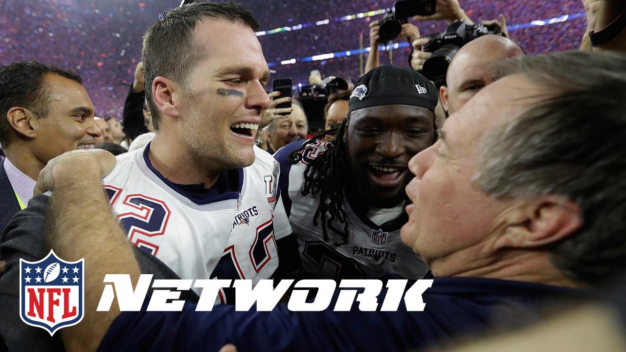 Ranking the Patriots teams of the Belichick/Brady era