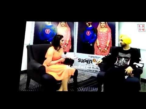 Diljit Dosanjh talking about Dastaar (turban)  respect