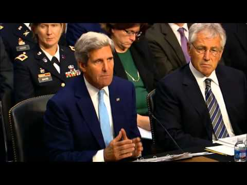 Secretary Kerry Testifies on Syria Before the U.S. Senate Foreign Relations Committee