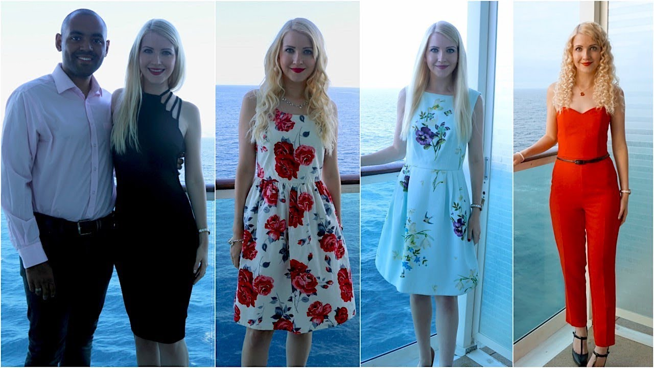 What To Wear On A Cruise Smart Casual Night Youtube