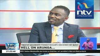 Joseph Hellon: I warned Esther Arunga, she did not listen