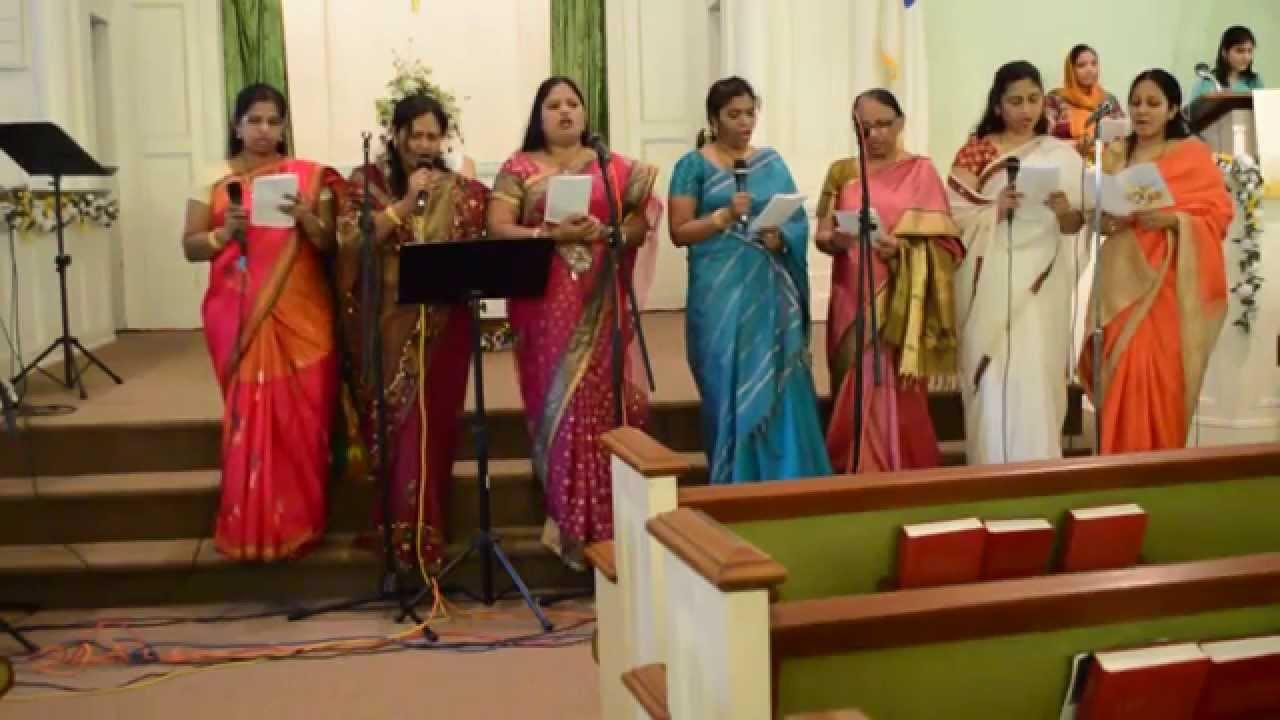 అన్ని కాలంబుల నున్న|| Telugu Christian Song || UTCCNJ Women || Anni Kaalambula