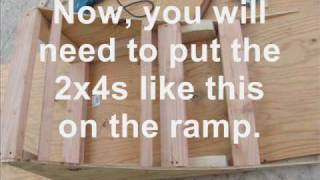 How To Build A Launch Ramp (kicker)