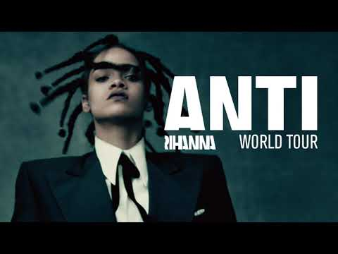 Rihanna - Bitch Better Have My Money (ANTI Tour - Studio Version Instrumental)