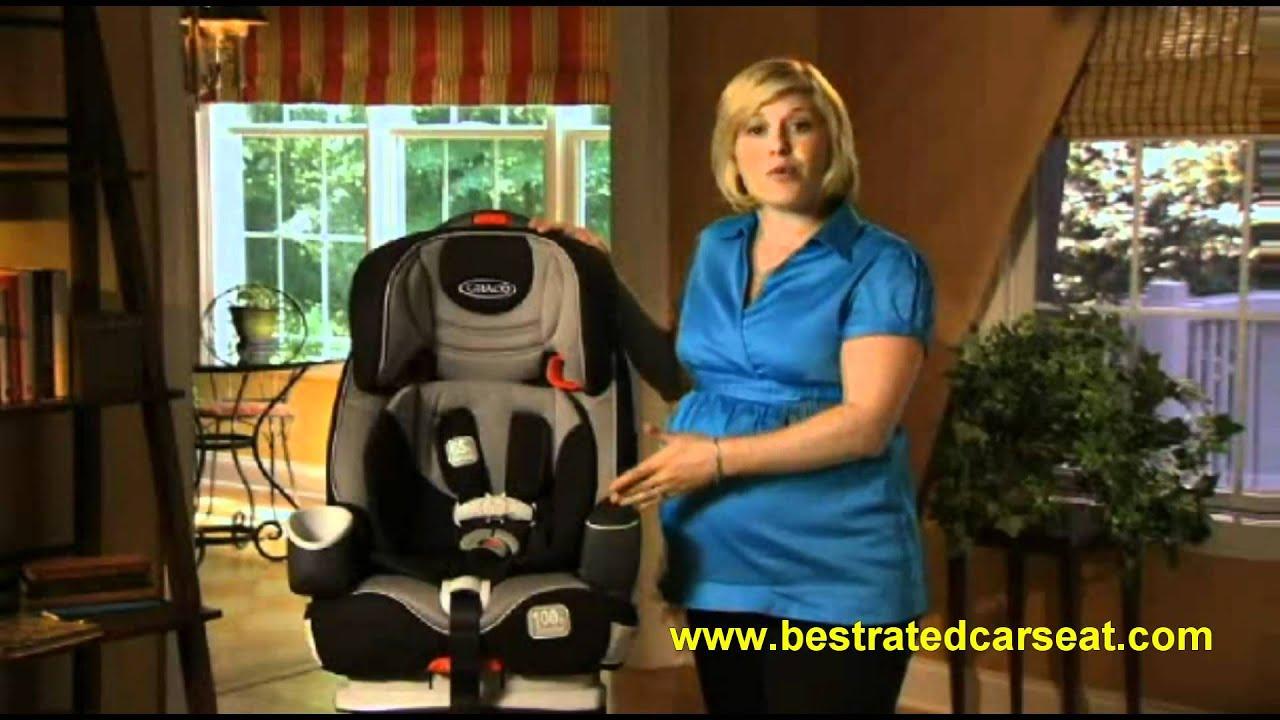 Graco nautilus 3 in 1 multi use car seat - Graco Nautilus 3 In 1 Car Seat Review