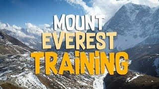 Day 7: Mount Everest Training