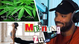 Tarek KIZ MEINUNG ZU Beyond Meat, CBD & GZUZ ⚡ JAM FM
