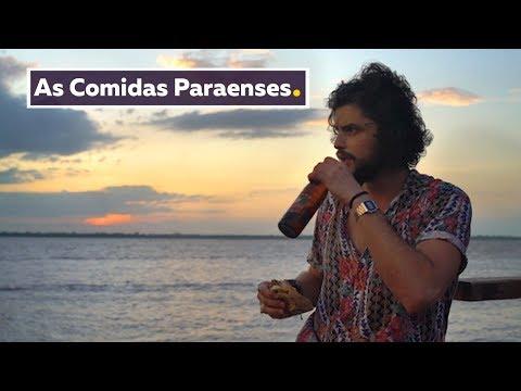 DESCOBRINDO AS COMIDAS DO PARÁ | VIAGEM | Mohamad Hindi
