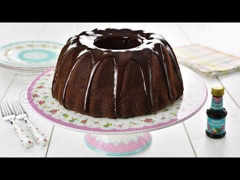 Chec cu ciocolata si menta | Chocolate Mint Sponge Cake (CC Eng Sub) | JamilaCuisine
