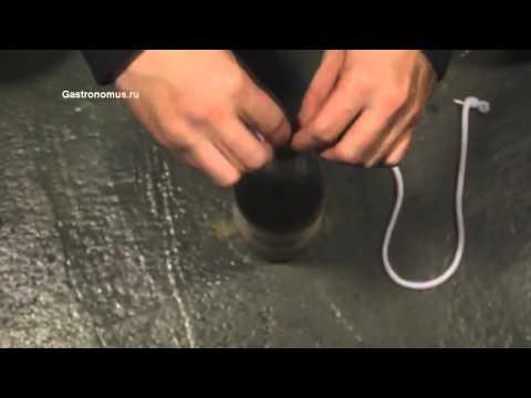 Как открыть бутылку без штопора 11 способов