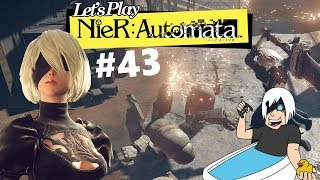 Gathering Keepsakes Quest - NieR Automata PC Gameplay - Let's Play: Part 43