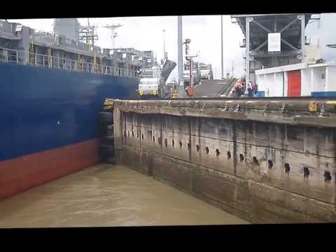 The Panama Canal - A Day In A Tug Boat