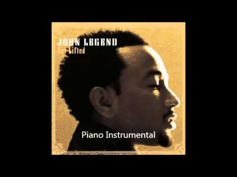 Let's Get Lifted - John Legend Instrumental