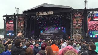 Parkway Drive - Wild Eyes Live Download Festival 2015