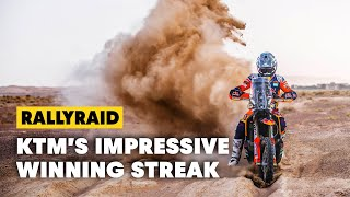 Dominating The Dakar Rally | Up Front With The KTM Rally Team S2E1