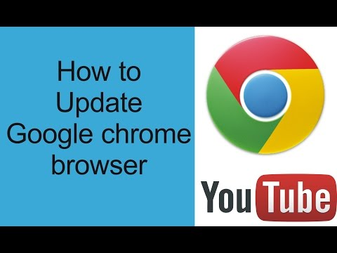 How to update google chrome in windows 7
