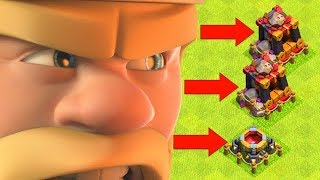 DON'T EVER DO THIS! in Clash of Clans | TH12 Farm to Max