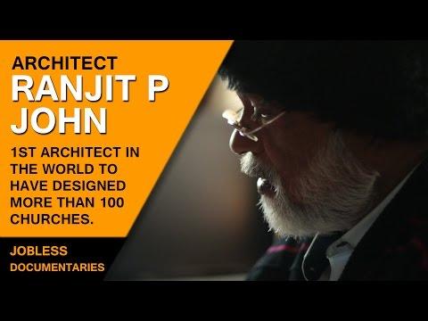 Architect Ranjit P John