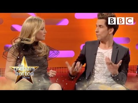 Russell Kane Talks About Brits Liking 'Regional Porn' - The Graham Norton Show Preview - BBC One