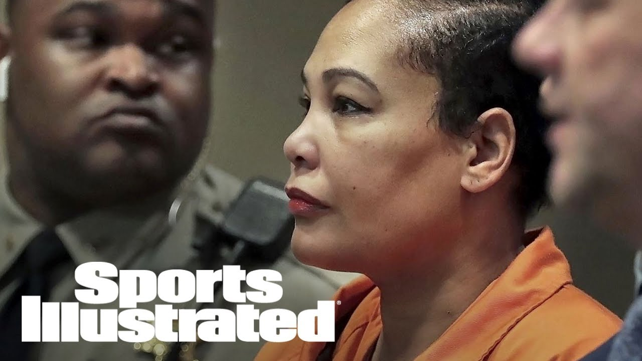 The Sports Report: Ex-wife pleads guilty in Lorenzen Wright case