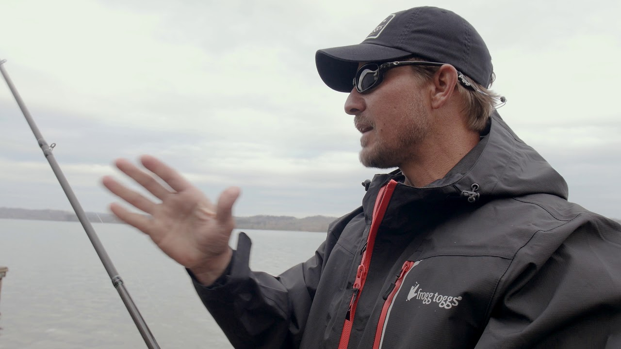 Pro Staff, Keith Poche talks about skipping and pitching around boat docks