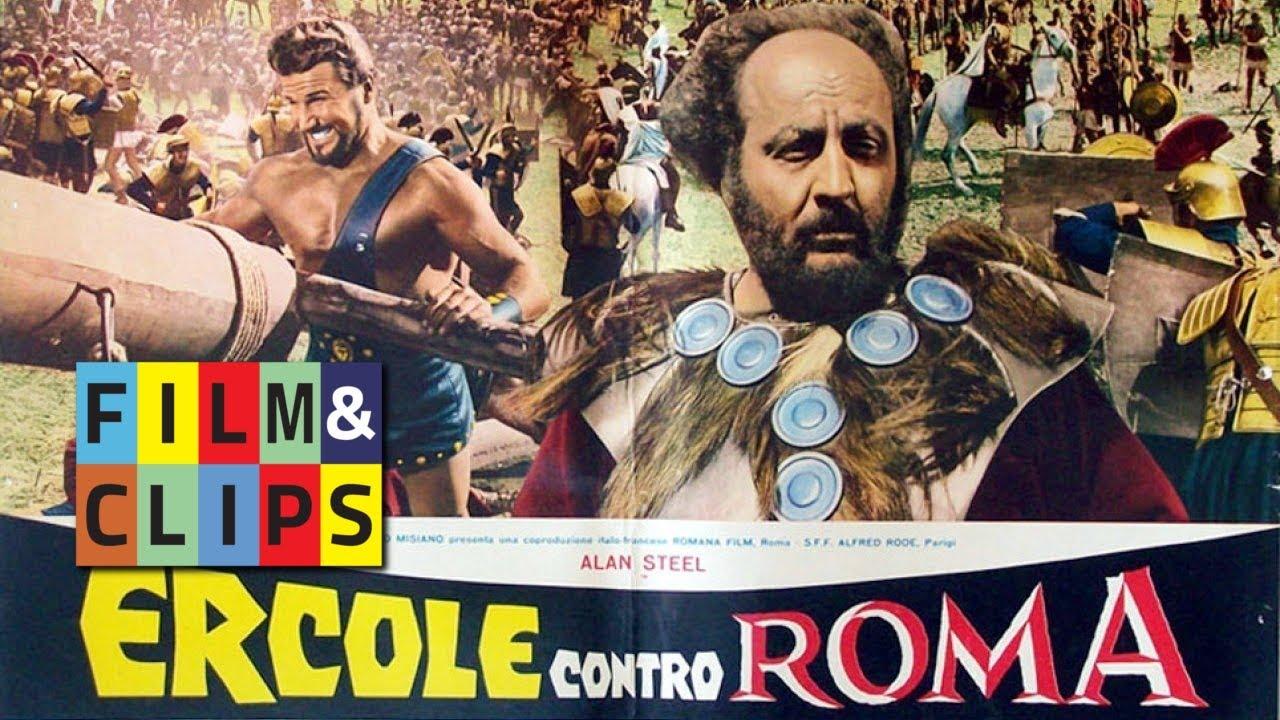 Ercole Contro Roma Film Completo By Film Clips Youtube