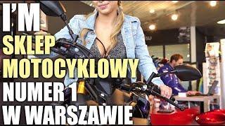 Gdzie kupić motocykl w Warszawie? Gdzie po odzież na motocykl? I'M Inter Motors Łopuszańska 36