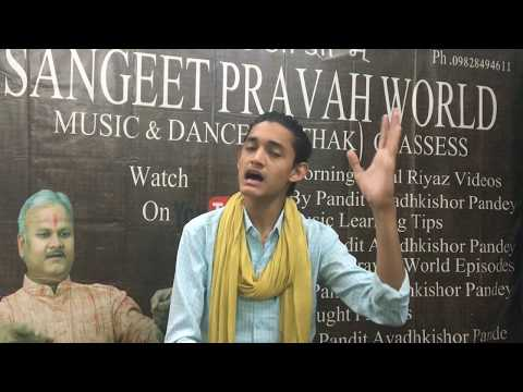 किसी भी गीत में लय-ताल कैसे पहचानें? लय-ताल में कैसे गाएं? लयकारी कैसे प्रयोग करें? #SPW