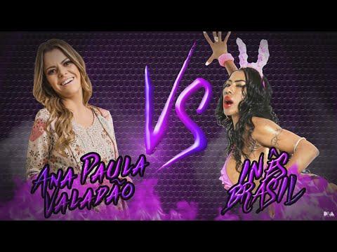 BATALHA DE DIVAS - Inês Brasil VS Ana Paula Valadão