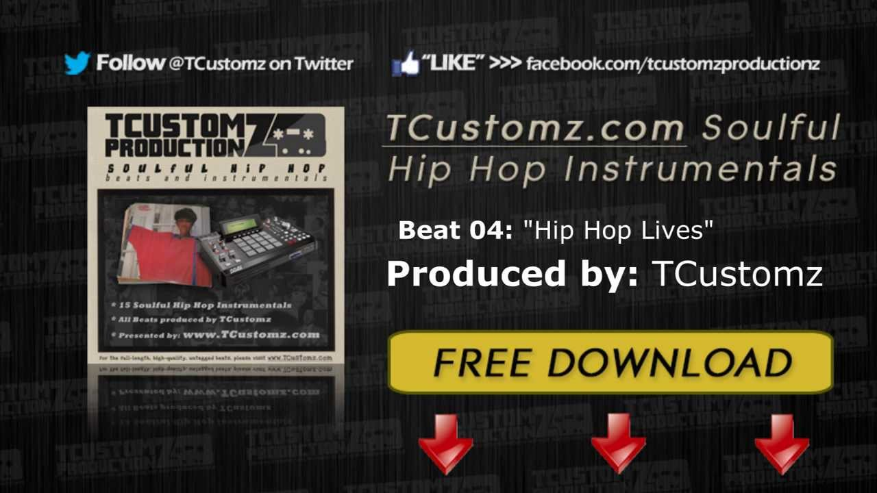 15 Soulful Hip Hop Instrumentals - Soul Beats (Free Download)