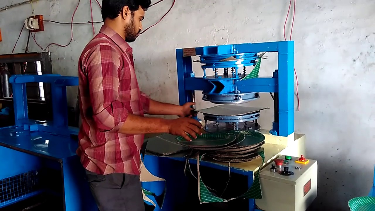 Paper Plate And Paper Cup Making Machines By Avr Small